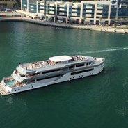 Desert Rose I Charter Yacht