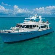 Halcyon Seas Charter Yacht