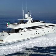 Princess L Charter Yacht