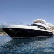 Moka Charter Yacht