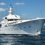 Lady Jersey Charter Yacht