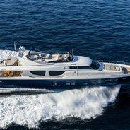 Mythos Charter Yacht