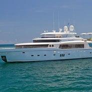 Diamond Girl Charter Yacht