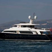 Jarela Charter Yacht