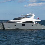 Skylark Charter Yacht