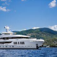 Liquid Sky Charter Yacht