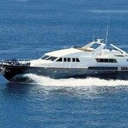 Oh Que Luna Charter Yacht