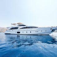 Antonia II Charter Yacht