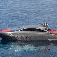Forza 8 Charter Yacht