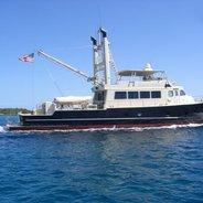 Neville Long Range Motor Yacht