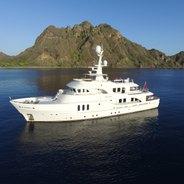 Beluga Charter Yacht