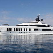 Samurai Charter Yacht