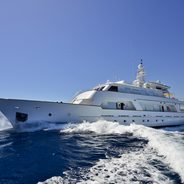 Number Nine Charter Yacht
