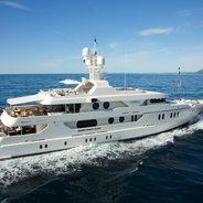 Mercury Charter Yacht