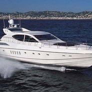 Delta Bravo Charter Yacht