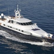 Lady in Blue Charter Yacht