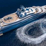 Flying Fox Charter Yacht