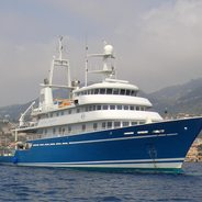 Blue Shadow Charter Yacht