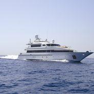 AMZ Charter Yacht