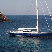 Kawil Charter Yacht
