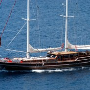 Queen Of Karia Charter Yacht