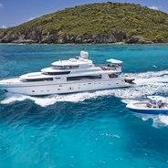 She's A Peach Charter Yacht