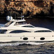 Pareaki II Charter Yacht