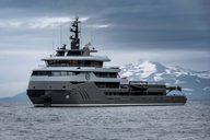 Explorer yacht RAGNAR set to host fashion show