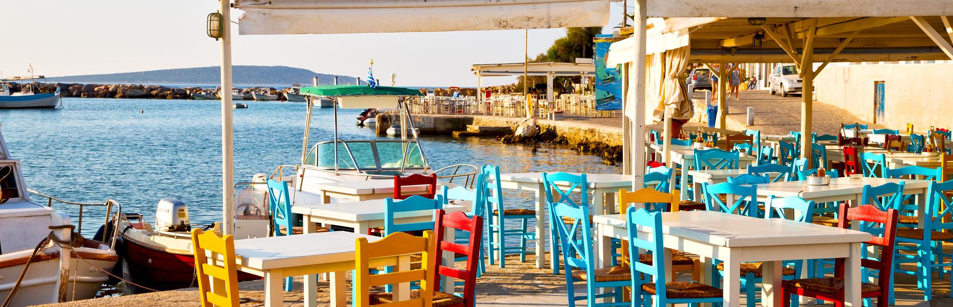 Santorini news photo