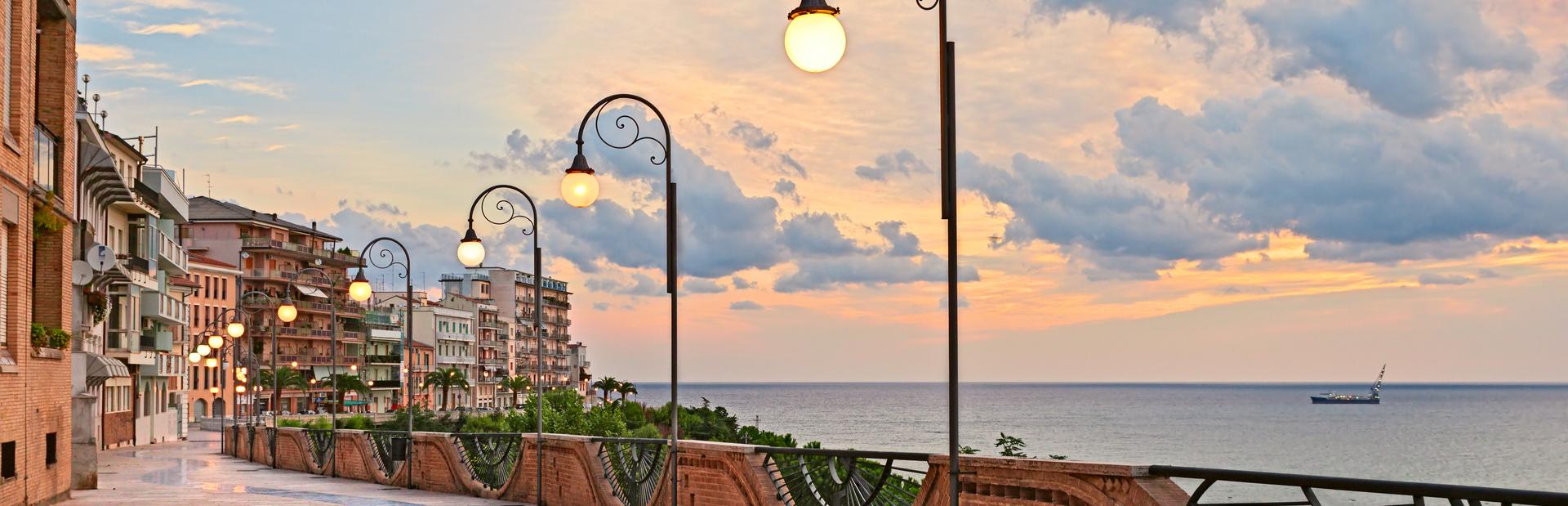 East Coast Italy news photo