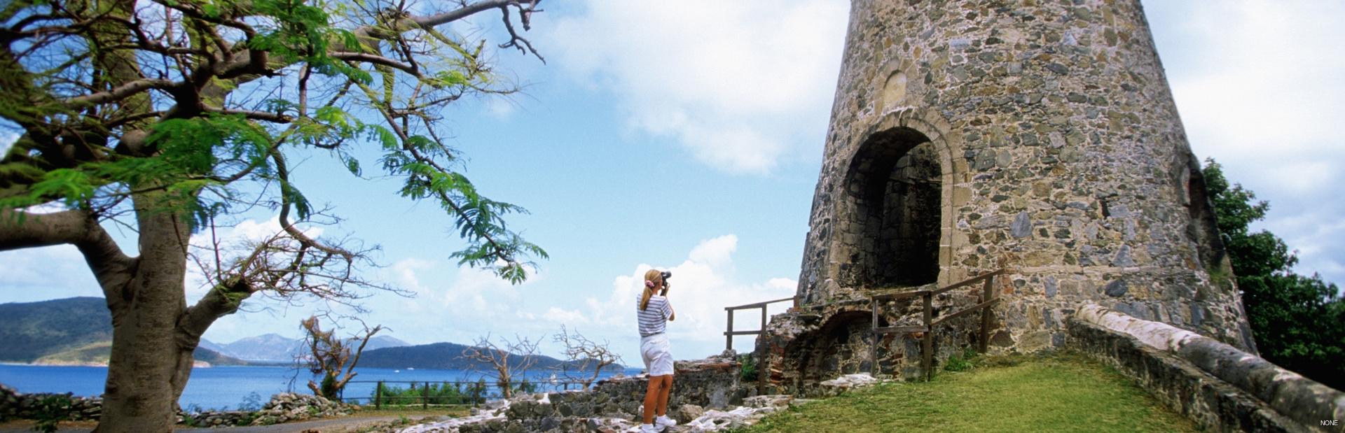 Escape to Hassel Island
