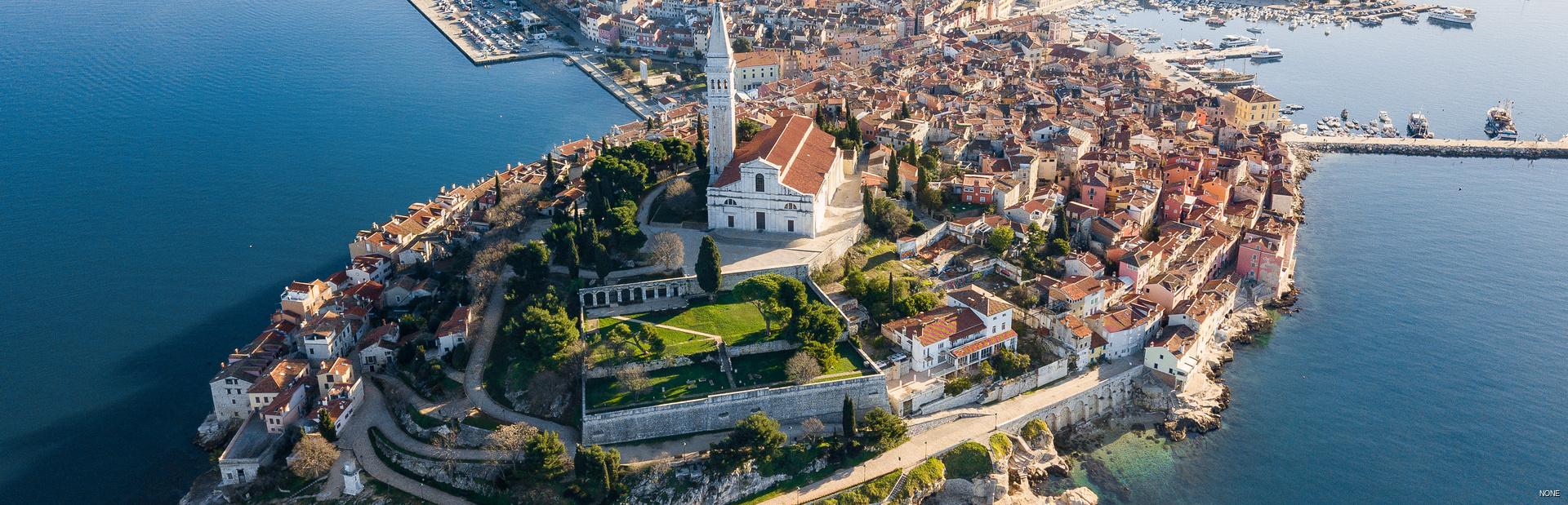 Explore the corners of Rovinj