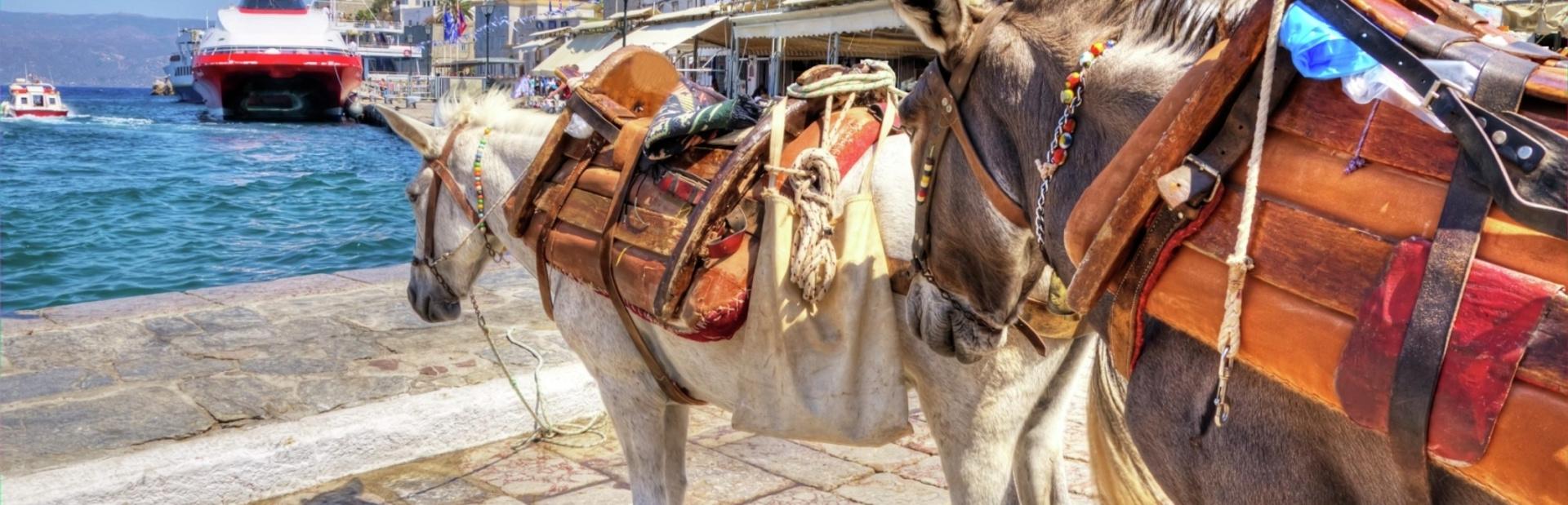 Saronic Islands news photo