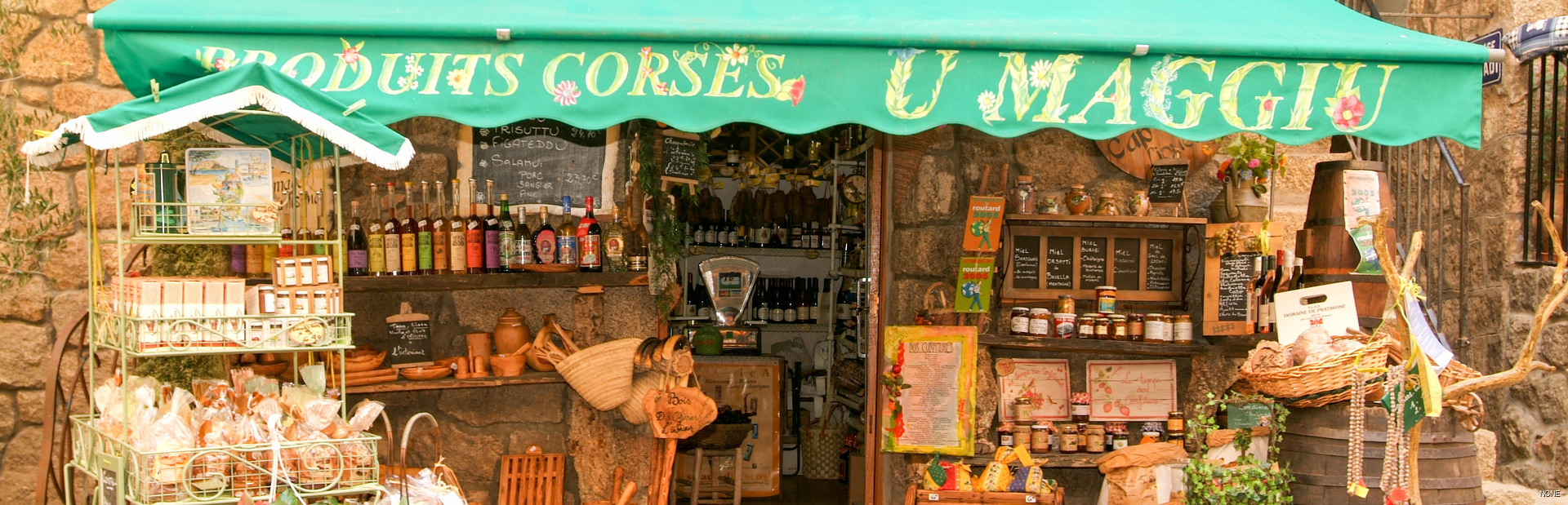 Corsica news photo