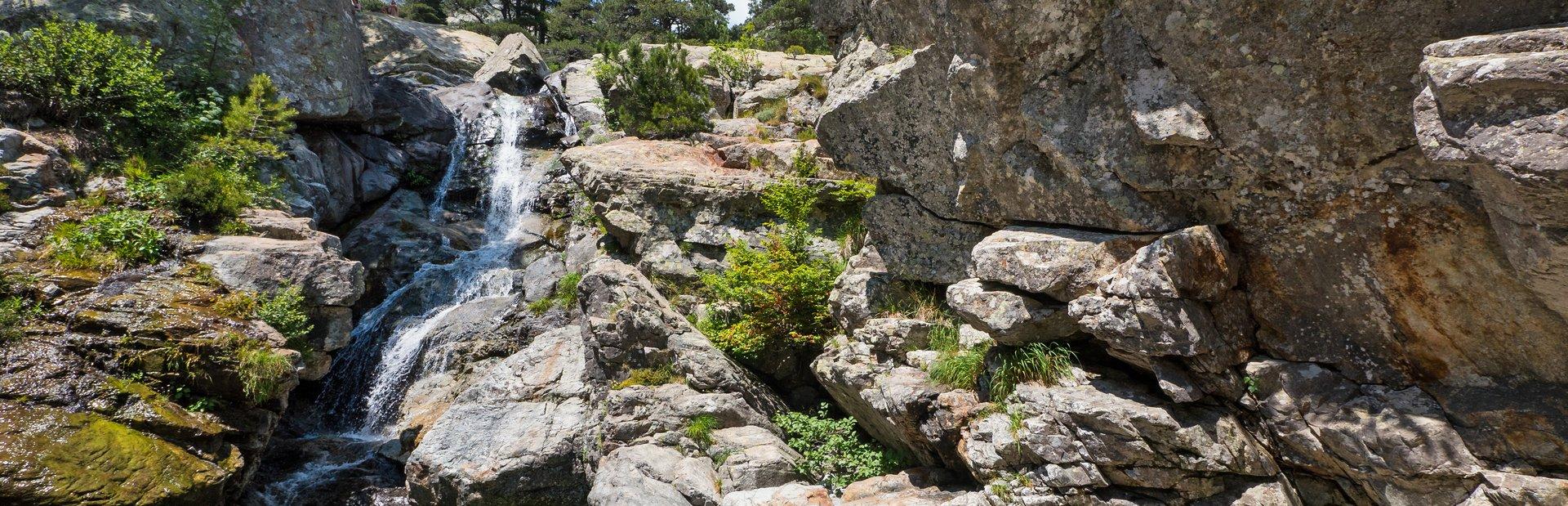 Corsica Canyon Image 1