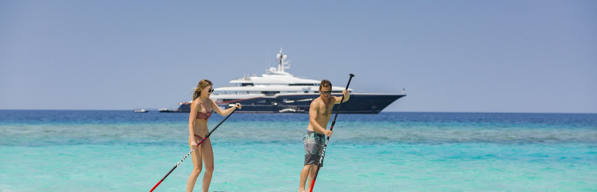 6 reasons to charter a yacht in the Maldives this winter