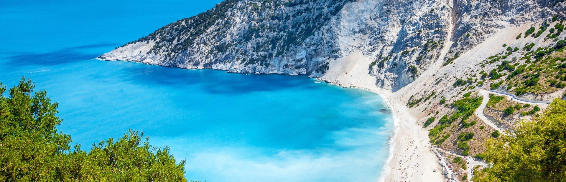 Myrtos Beach Image 1