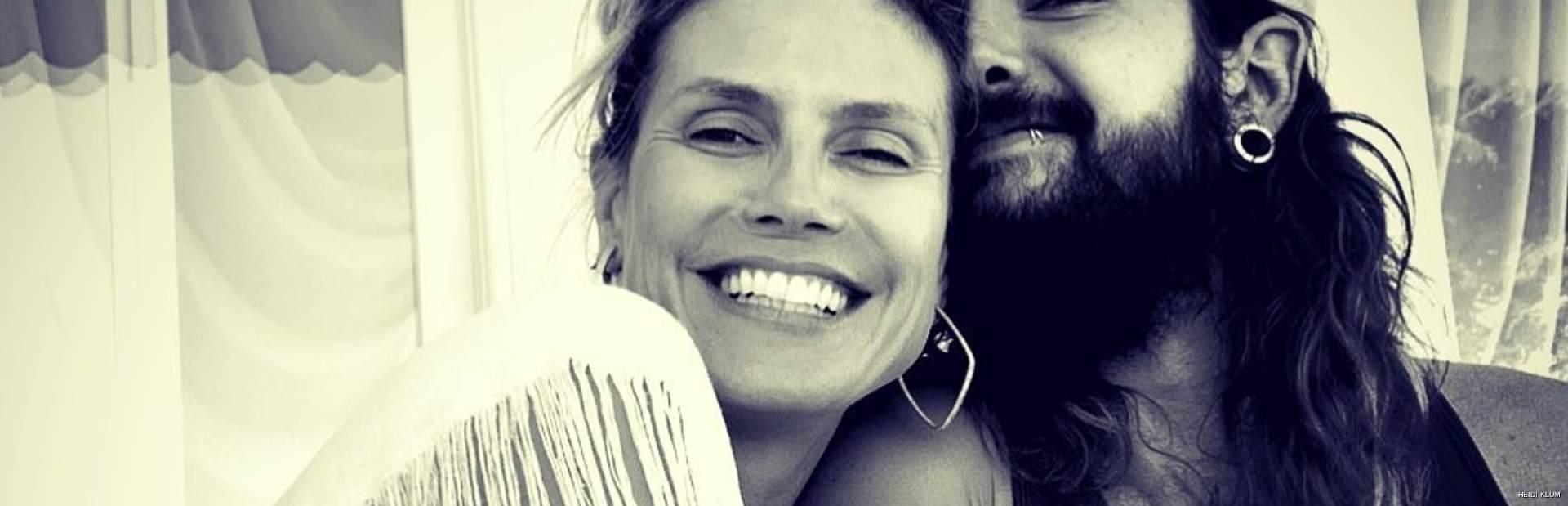 Heidi Klum shares snaps of her Capri wedding on board Jackie O's superyacht 'Christina O'
