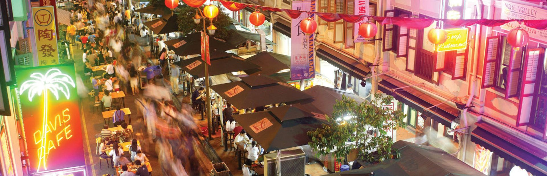 What And Where To Eat Whilst On Your Singapore Charter Vacation