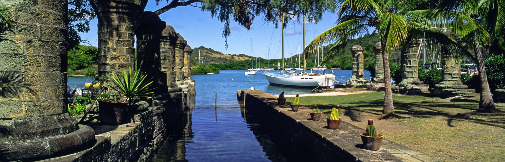 Nelson's Dockyard Image 1