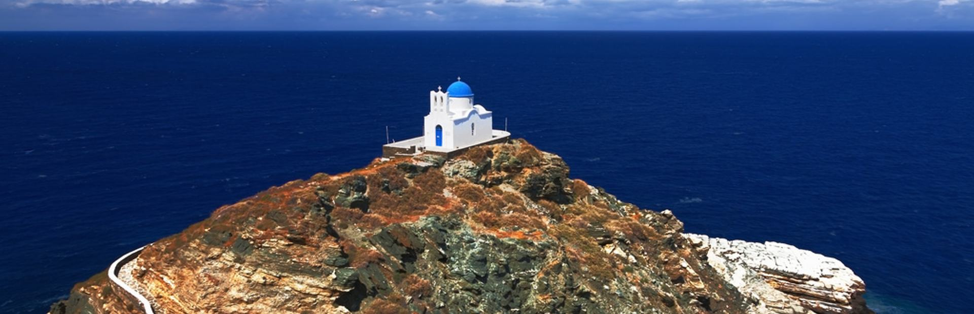 Discovering Sifnos: The Small Island behind Modern Greek Cuisine