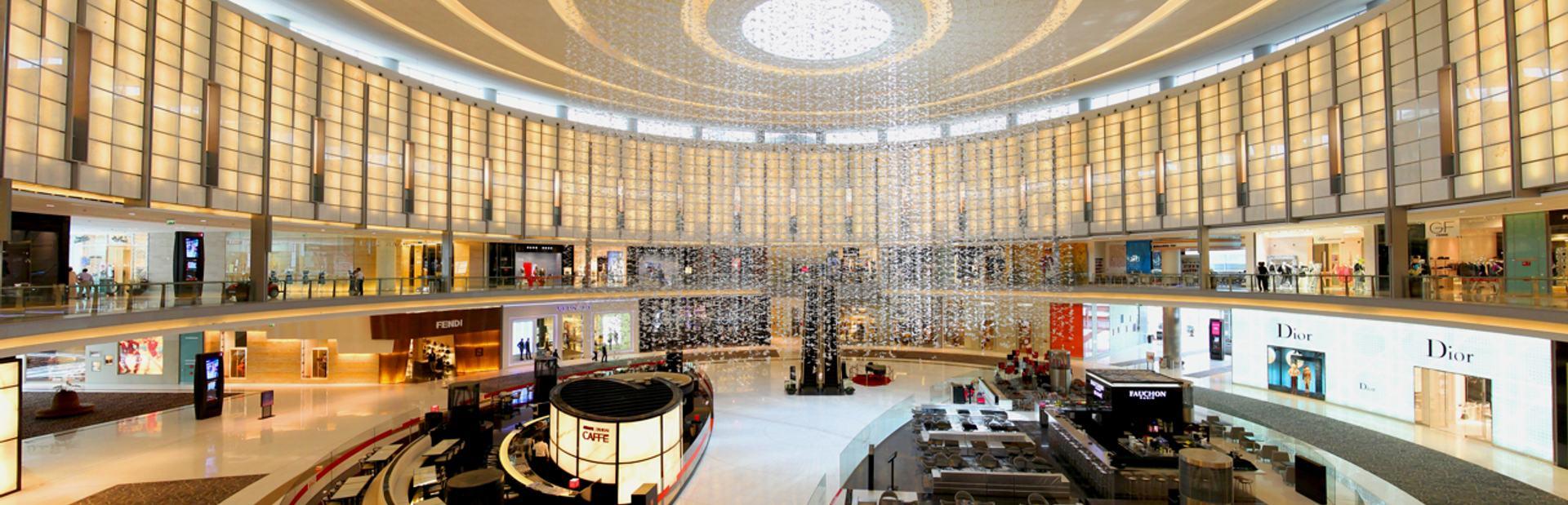 Fashion Avenue, The Dubai Mall, Dubai