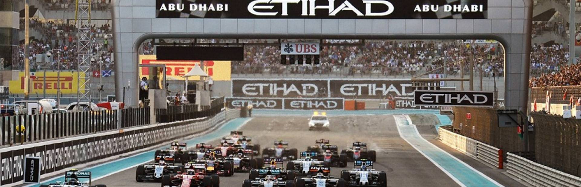 4 things to do at the Abu Dhabi Grand Prix away from your superyacht
