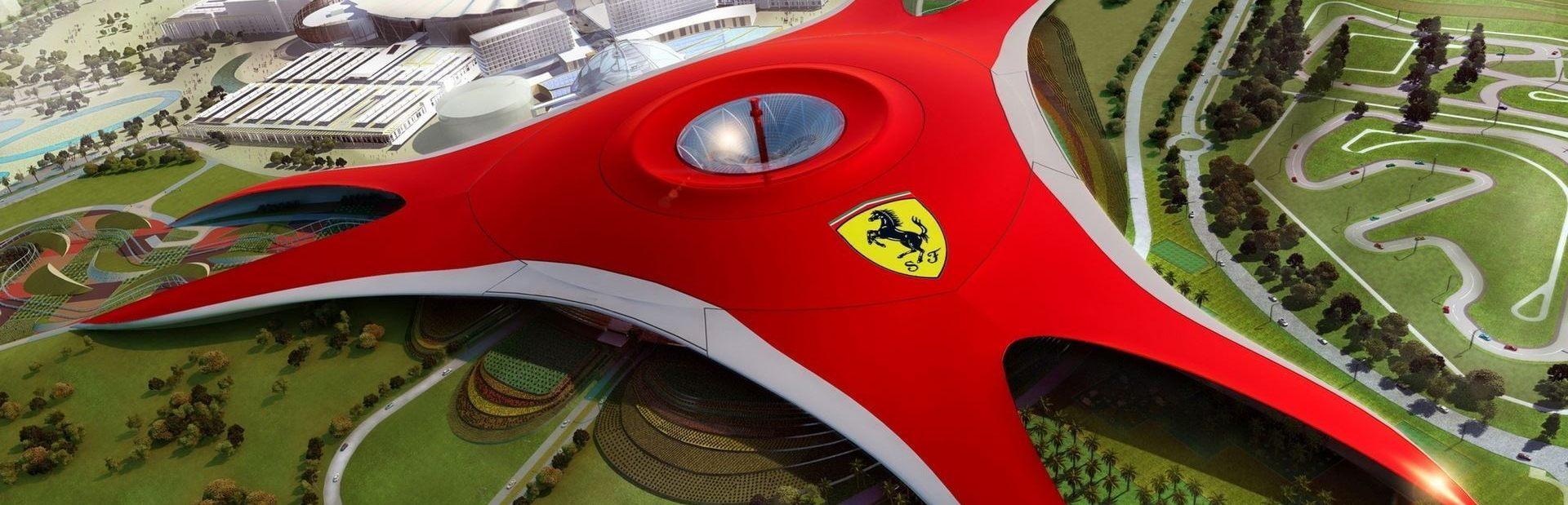 Ferrari World Image 1