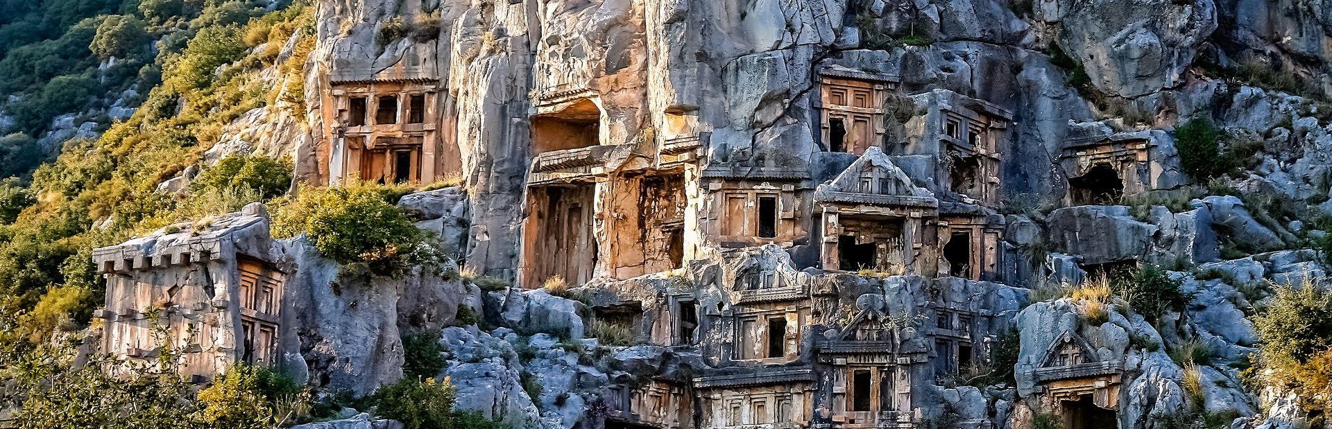 Ruins of Ancient Myra Image 1