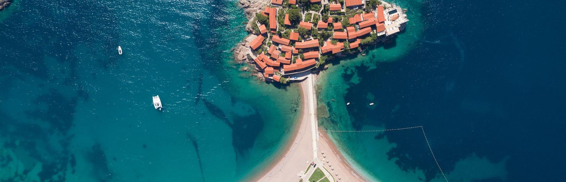 Sveti Stefan Peninsula Image 1