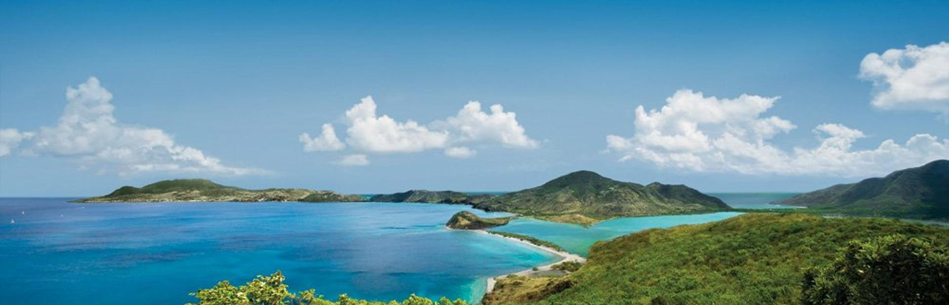 Why St Kitts is the Superyacht Destination of the Moment