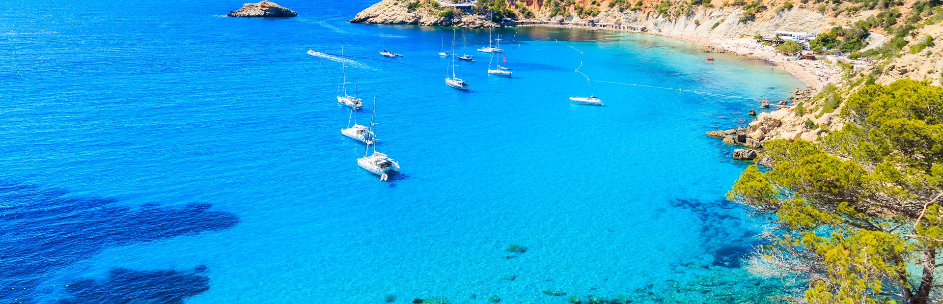 An insider's guide to Ibiza yacht charters: the beaches and beats of the Balearics