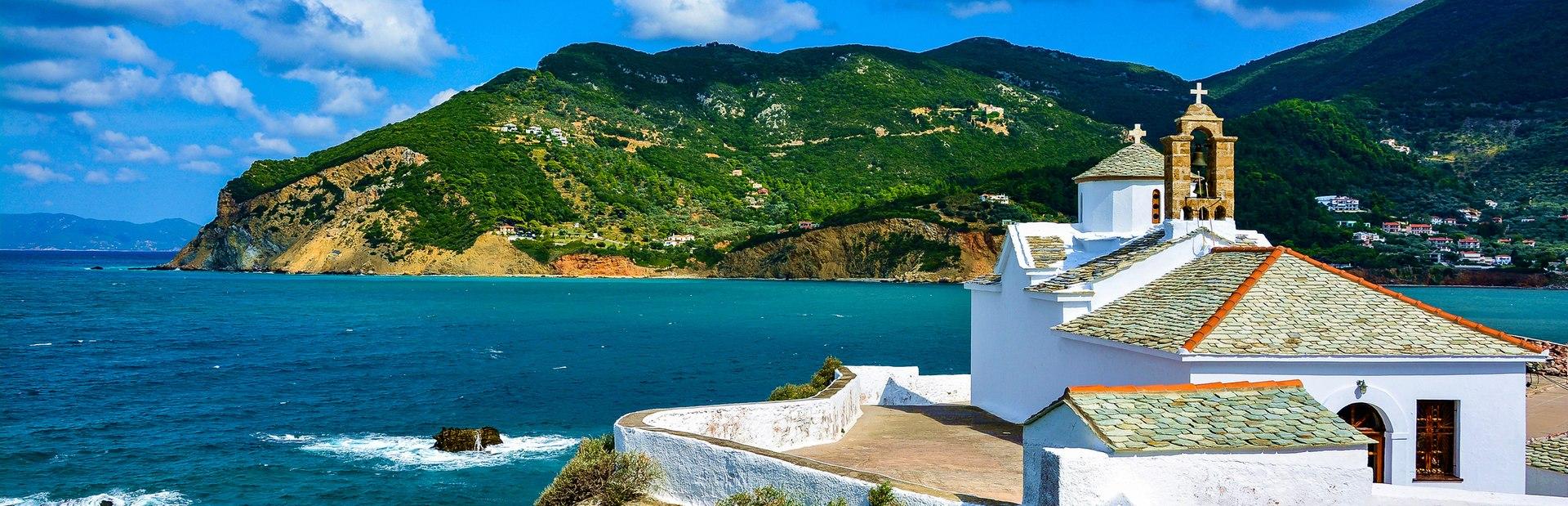 Discovering Skopelos: The World's Secret Superyacht Hotspot