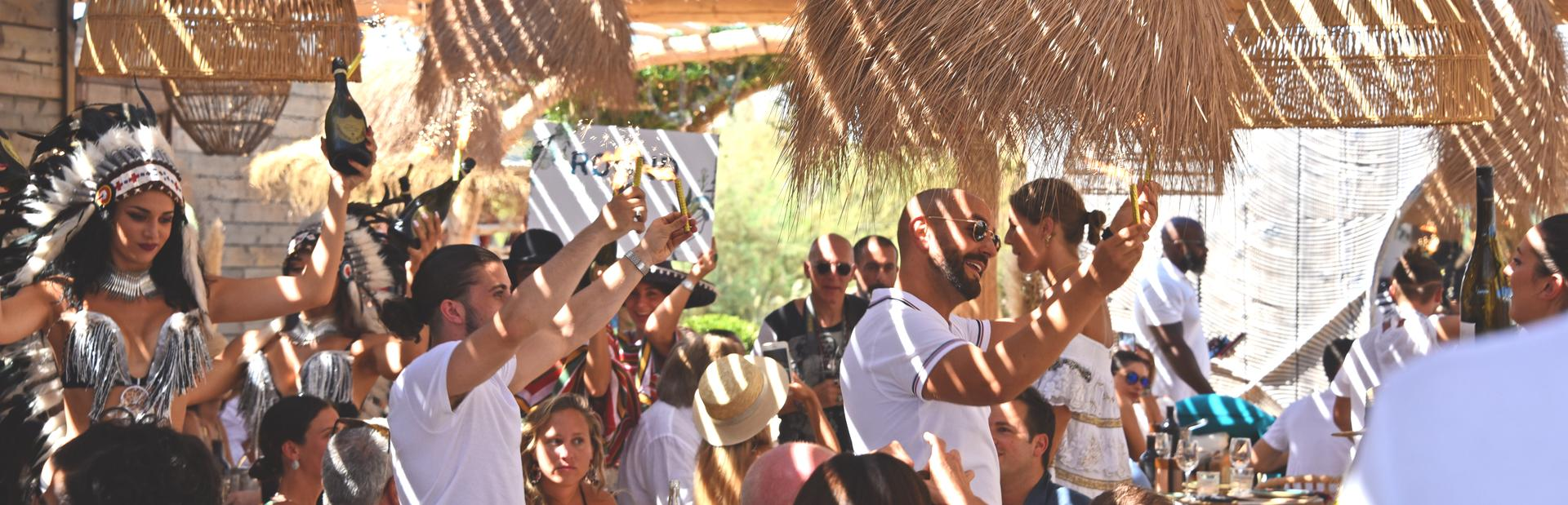 The best St Tropez beach clubs 2021